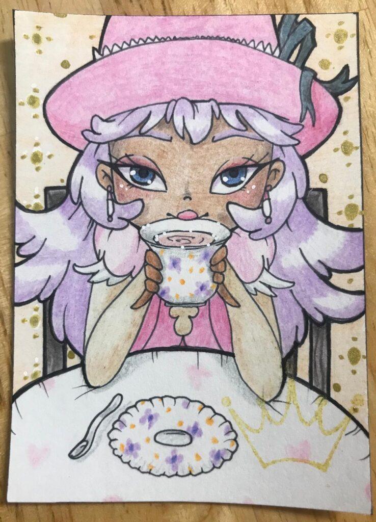 Sippin' Tea